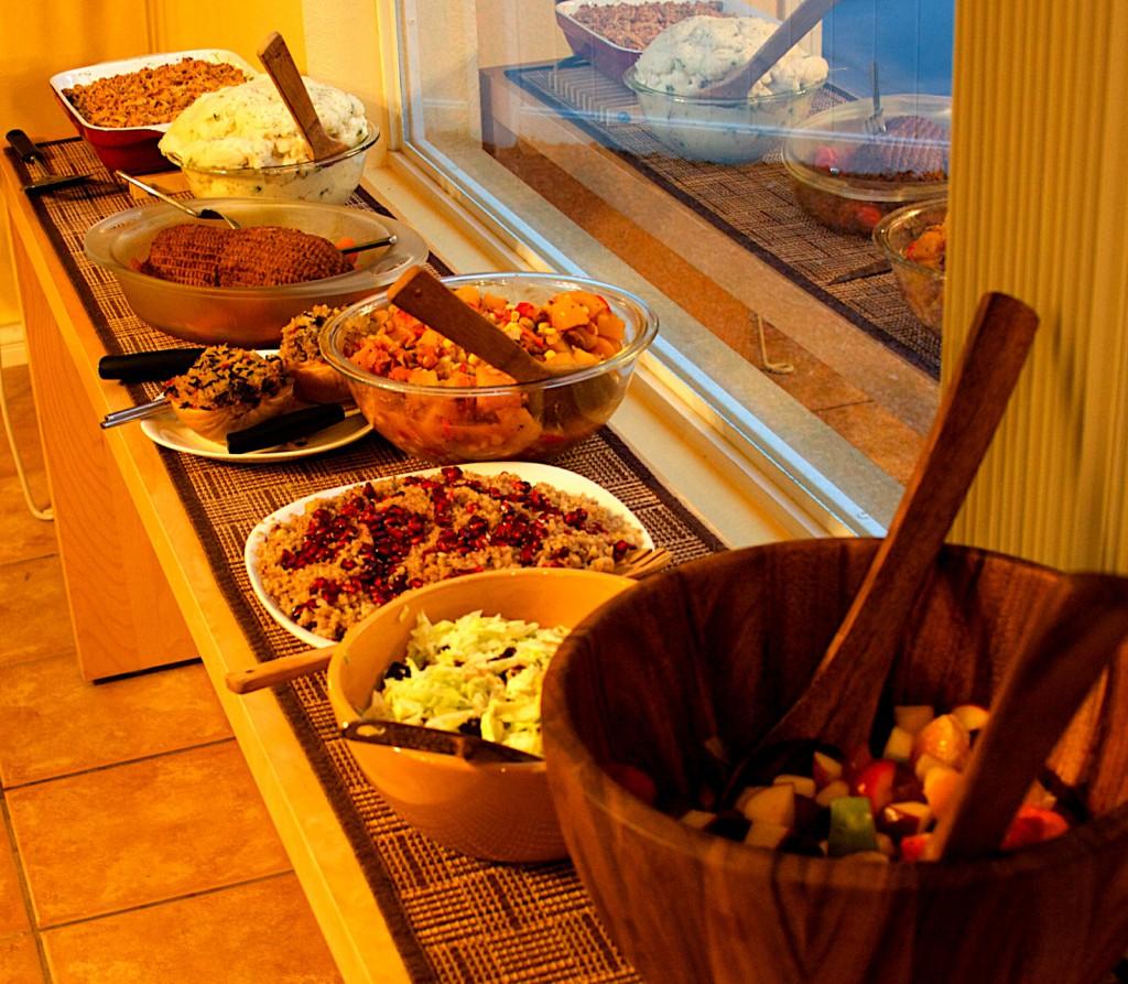 Vegetarian Society of El Paso Potluck Guide